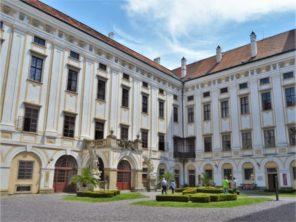 Kroměříž - Arcibiskupský zámek
