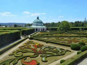 Kroměříž - Květná zahrada