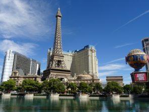 Las Vegas - bulvár Strip