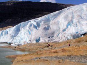 Ledovec Svartisen