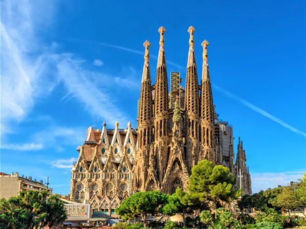 Letecký eurovíkend Barcelona s průvodcem