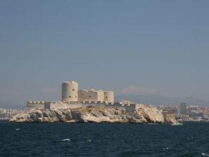 Lodní výlet z Marseille