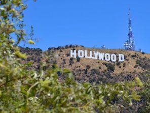 Los Angeles - pověstný nápis Hollywood