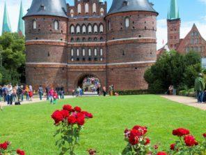 Lübeck - Holštýnská brána