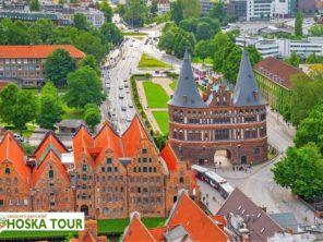 Lübeck - historické památky