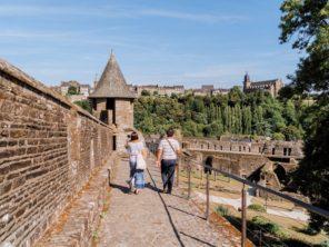 Město Fougères