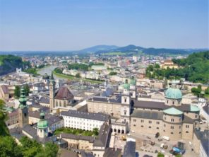 Město Salzburg