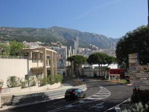 Monaco - okruh F1