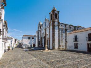 Monsaraz - uličky středověkého městečka