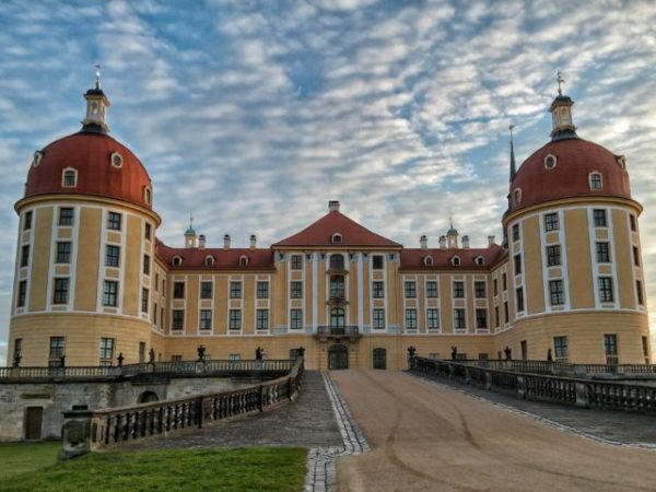 Moritzburg - titulka