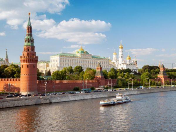 Moskva - poznávací letecký zájezd