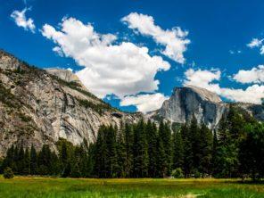 Národní park Yosemite - Half Dome