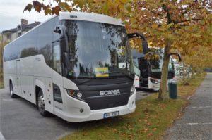 Naše autobusy