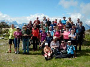 Na vrcholu Thurnthaler