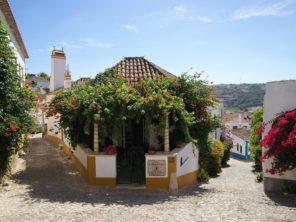 Obidos - malebné městečko portugalských královen