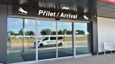 Odvoz na letiště Pardubice