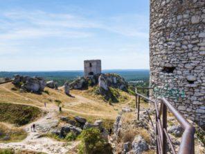 Zřícenina hradu Olsztyn