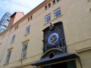 Orloj v Žatci