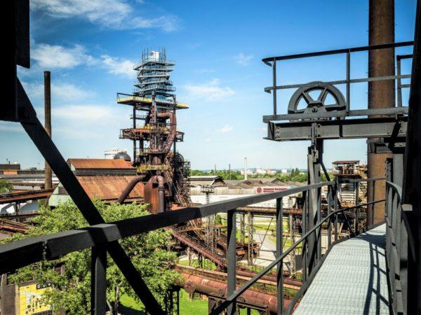 Ostravsko - industriální památky
