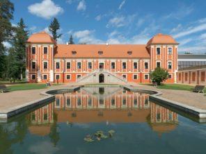 Ostrov - Palác princů
