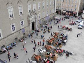 Salzburg - rezidence
