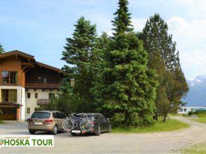 Penzion Alpenrose Maishofen - Taurská cyklostezka