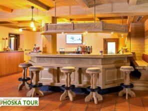 Penzion Alpenrose Maishofen - bar