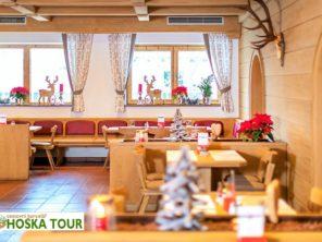 Penzion Alpenrose Maishofen - restaurace Zell am See