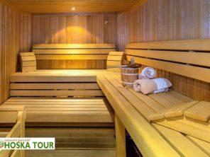 Penzion Alpenrose Maishofen - sauna