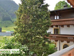 Penzion Alpenrose Maishofen - ubytování Alpy