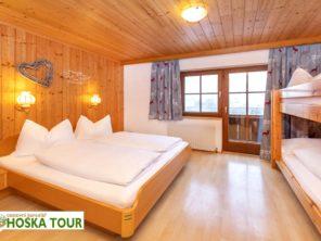 Penzion Alpenrose Maishofen - ubytování v Alpách