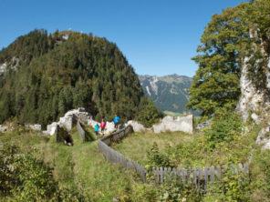 Fernpass - Pevnost Fort Claudia
