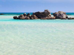 Pláž Elafonissi