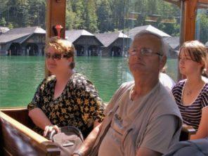 Plavba po jezeře Königsee