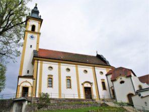 Klášterní kostel - Pleystein
