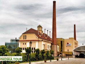 Plzeň - pivovar Plzeňská Prazdroj