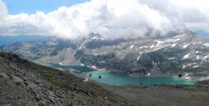 Pod Molltaler Gletscher