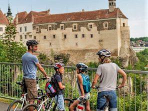 Podyjí - cykloturistika v Rakousku
