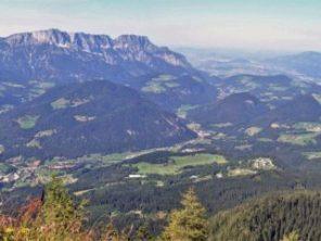 Pohled na Berchtesgadener Hochthron