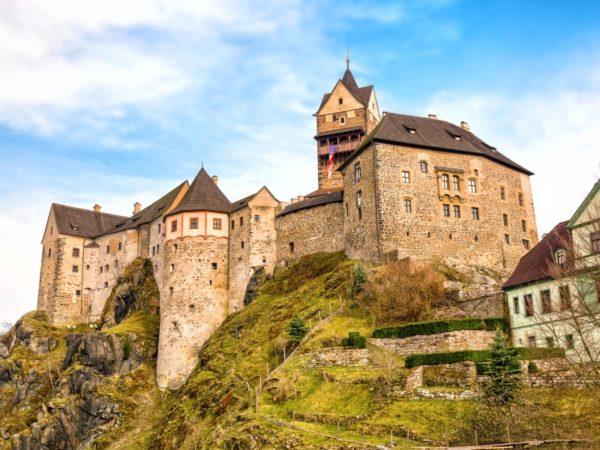 Poznávací zájezdy - Karlovy Vary - Karlovarsko