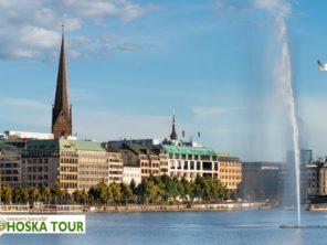 Poznávací zájezd do Německa - Hamburk