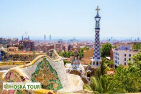 Poznávací zájezdy - Barcelona