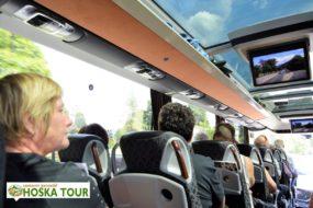 Poznávací zájezdy - pohodlná a ekologická doprava