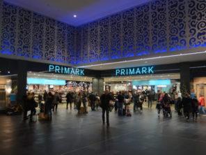 Primark - nákupní zájezd do Vídně