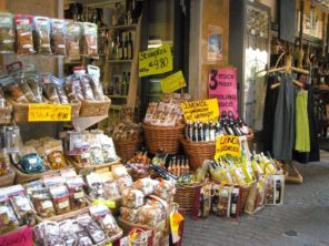 Produkty z okolí Lago di Garda