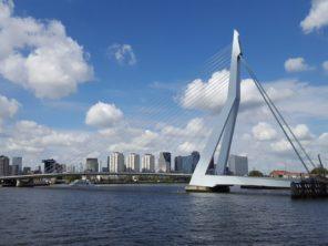 Rotterdam - Erasmův most
