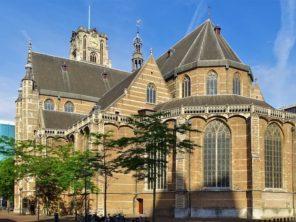 Rotterdam - historické památky