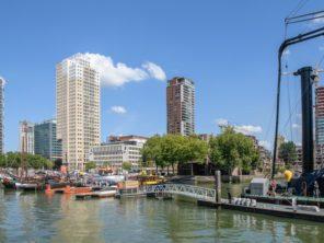 Rotterdam - přístaviště