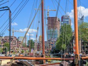 Rotterdam - staré a nové