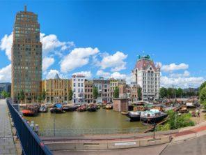 Rotterdam - ve městě